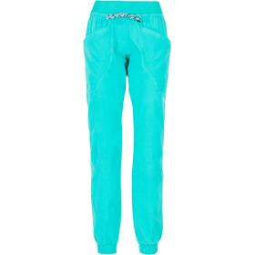 La Sportiva Mantra Pantalones Mujer, aqua